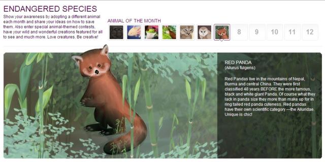 free-red-panda